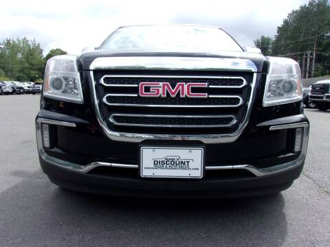 2016 GMC Terrain for sale at Mark's Discount Truck & Auto in Londonderry NH