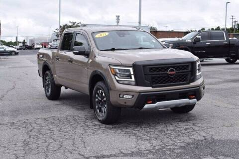 2021 Nissan Titan for sale at Hickory Used Car Superstore in Hickory NC