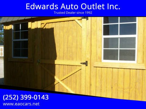 2020 xx Old Hickory Buildings 8x12 Lofted Barn for sale at Edwards Auto Outlet Inc. in Wilson NC