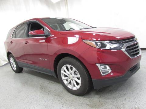 2019 Chevrolet Equinox for sale at MATTHEWS HARGREAVES CHEVROLET in Royal Oak MI