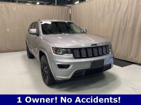 2018 Jeep Grand Cherokee for sale at Vorderman Imports in Fort Wayne IN
