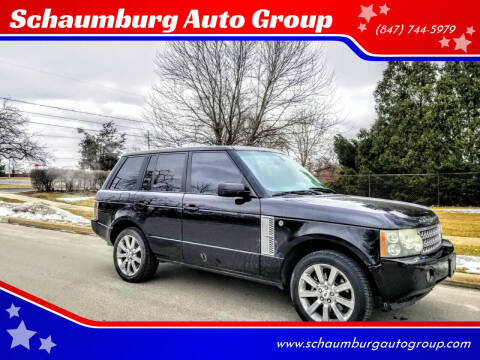2006 Land Rover Range Rover for sale at Schaumburg Auto Group in Schaumburg IL