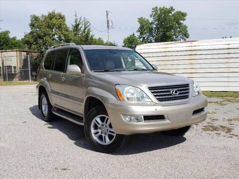 2004 Lexus GX 470 for sale at Auto Mart in Kannapolis NC