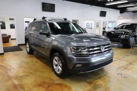 2018 Volkswagen Atlas for sale at RPT SALES & LEASING in Orlando FL