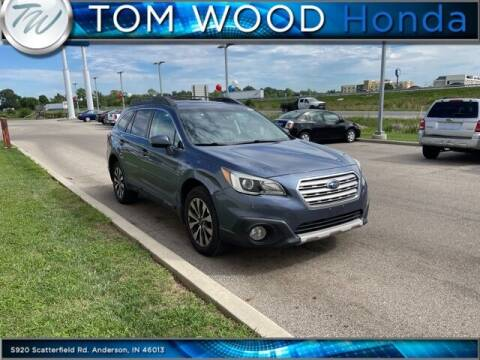 2016 Subaru Outback for sale at Tom Wood Honda in Anderson IN