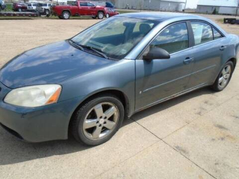 2006 Pontiac G6 for sale at SWENSON MOTORS in Gaylord MN