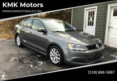 2012 Volkswagen Jetta for sale at KMK Motors in Latham NY
