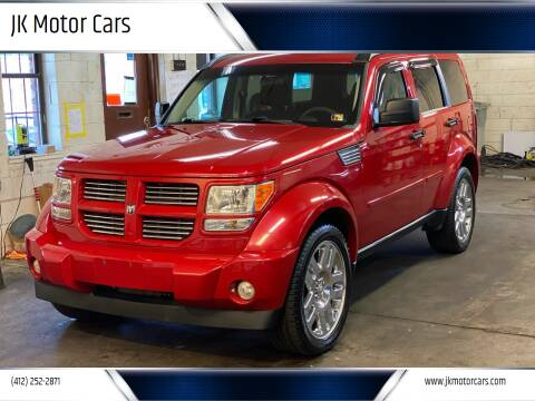 2011 Dodge Nitro for sale at JK Motor Cars in Pittsburgh PA