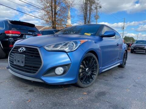 2016 Hyundai Veloster for sale at iDeal Auto in Raleigh NC