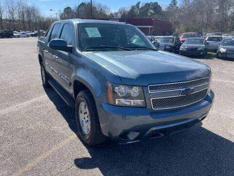 2008 Chevrolet Avalanche for sale at Certified Motors LLC in Mableton GA