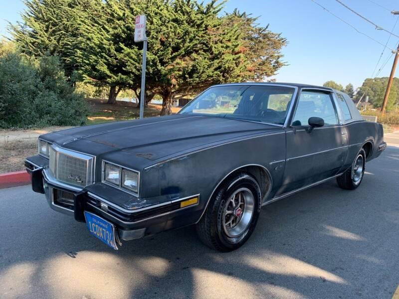 1981 Pontiac Grand Prix for sale at Dodi Auto Sales in Monterey CA