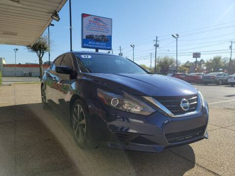 2017 Nissan Altima for sale at Magic Auto Sales in Dallas TX