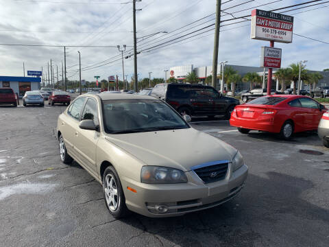 2005 Hyundai Elantra for sale at Sam's Motor Group in Jacksonville FL