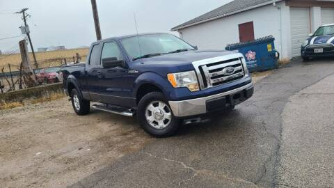 2010 Ford F-150 for sale at JT AUTO in Parma OH