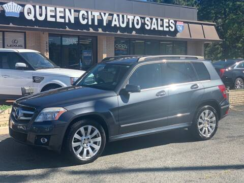 2011 Mercedes-Benz GLK for sale at Queen City Auto Sales in Charlotte NC
