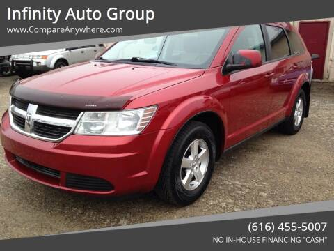 2009 Dodge Journey for sale at Infinity Auto Group in Grand Rapids MI