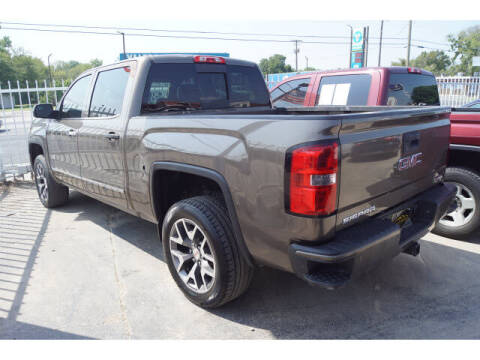 2015 GMC Sierra 1500 for sale at Monthly Auto Sales in Fort Worth TX