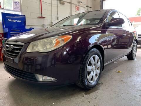 2007 Hyundai Elantra for sale at Auto Warehouse in Poughkeepsie NY