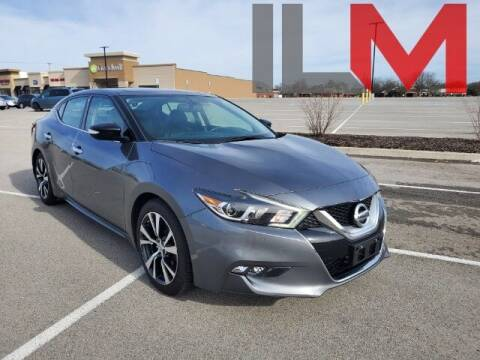 2017 Nissan Maxima for sale at INDY LUXURY MOTORSPORTS in Fishers IN