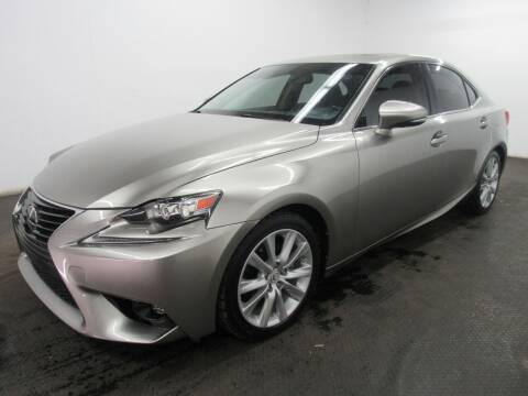 2015 Lexus IS 250 for sale at Automotive Connection in Fairfield OH
