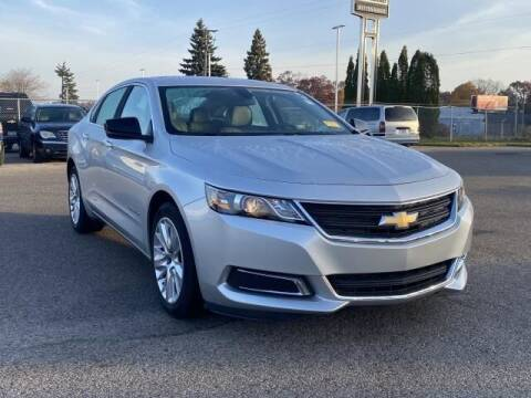 2018 Chevrolet Impala for sale at Betten Baker Preowned Center in Twin Lake MI