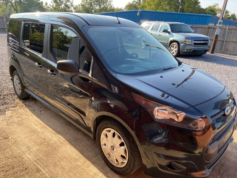 2015 Ford Transit Connect Wagon for sale at American Auto in Rayville LA