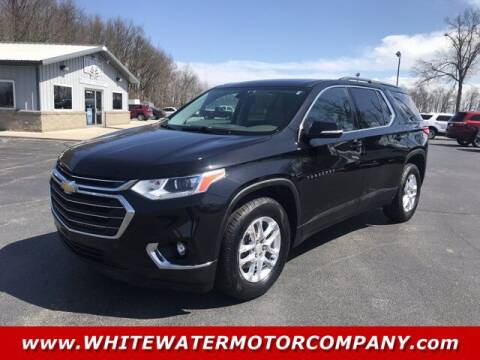 2019 Chevrolet Traverse for sale at WHITEWATER MOTOR CO in Milan IN