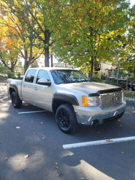 2007 GMC Sierra 1500 for sale at RICKIES AUTO, LLC. in Portland OR