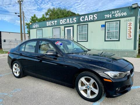 2014 BMW 3 Series for sale at Best Deals Cars Inc in Fort Myers FL