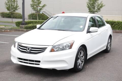 2011 Honda Accord for sale at Top Gear Motors in Lynnwood WA