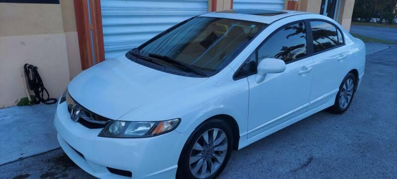 2010 Honda Civic for sale at Cad Auto Sales Inc in Miami FL