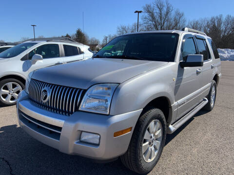 2008 Mercury Mountaineer for sale at Blake Hollenbeck Auto Sales in Greenville MI