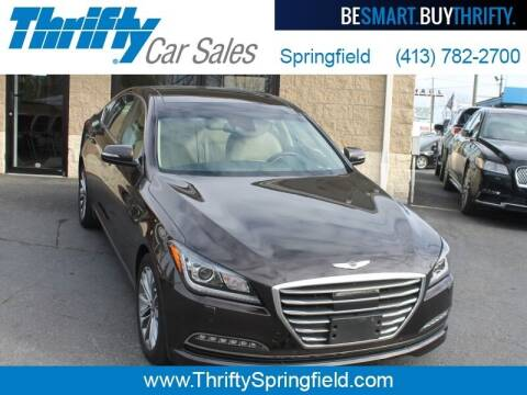2017 Genesis G80 for sale at Thrifty Car Sales Springfield in Springfield MA