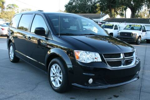 2019 Dodge Grand Caravan for sale at Mike's Trucks & Cars in Port Orange FL