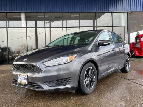 2017 Ford Focus for sale at South Commercial Auto Sales in Salem OR