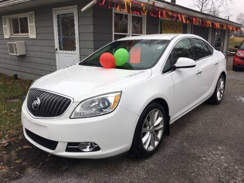 2012 Buick Verano for sale at Antique Motors in Plymouth IN