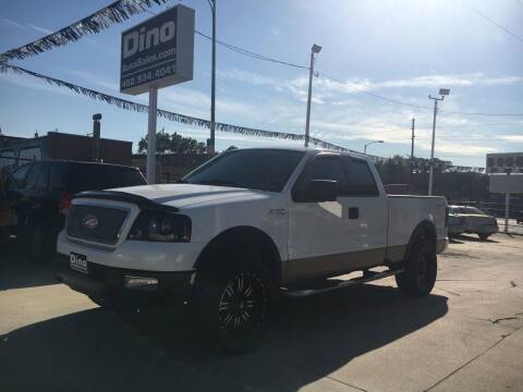 2004 Ford F-150 for sale at Dino Auto Sales in Omaha NE
