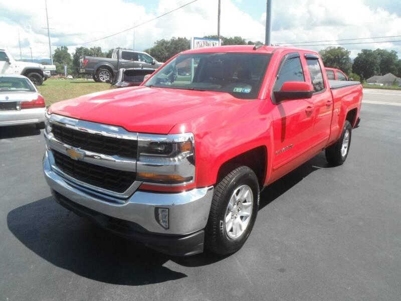 2016 Chevrolet Silverado 1500 for sale at Morelock Motors INC in Maryville TN