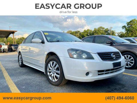 2006 Nissan Altima for sale at EASYCAR GROUP in Orlando FL
