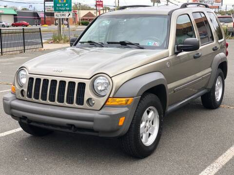 2006 Jeep Liberty for sale at MAGIC AUTO SALES in Little Ferry NJ
