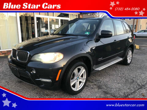 2011 BMW X5 for sale at Blue Star Cars in Jamesburg NJ