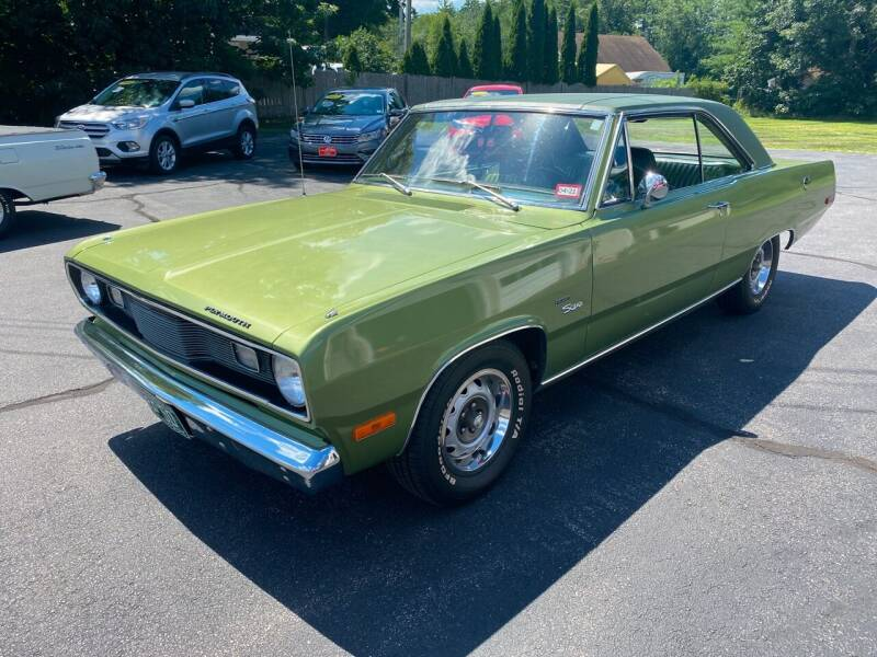 1972 Plymouth Valiant for sale at Glen's Auto Sales in Fremont NH