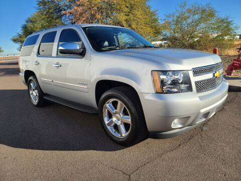 2013 Chevrolet Tahoe for sale at NEW UNION FLEET SERVICES LLC in Goodyear AZ