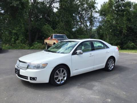 2009 Lincoln MKZ for sale at AFFORDABLE AUTO SVC & SALES in Bath NY