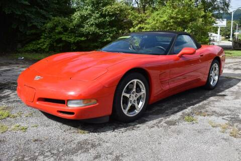 2003 Chevrolet Corvette for sale at Gamble Motor Co in La Follette TN