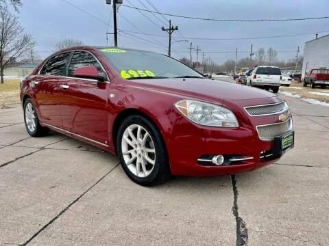 2008 Chevrolet Malibu for sale at Island Auto Express in Grand Island NE
