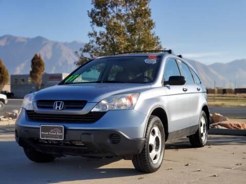 2007 Honda CR-V for sale at FRESH TREAD AUTO LLC in Springville UT