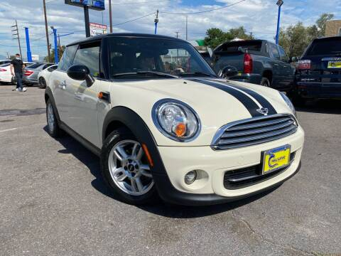 2013 MINI Hardtop for sale at New Wave Auto Brokers & Sales in Denver CO