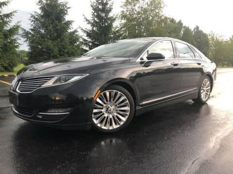 2014 Lincoln MKZ for sale at Car Stars in Elmhurst IL