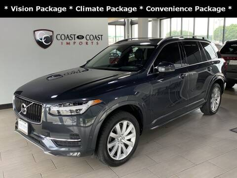 2017 Volvo XC90 for sale at Coast to Coast Imports in Fishers IN